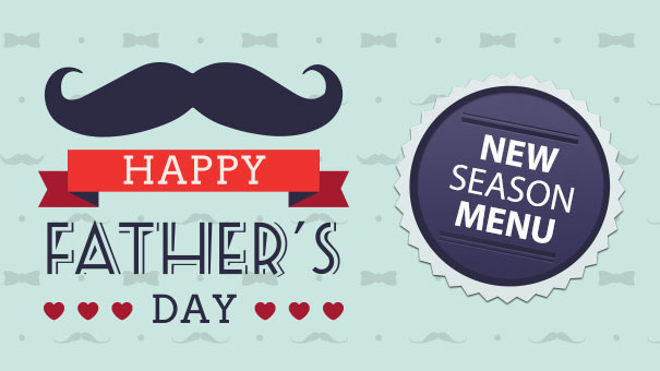 Celebrate Father's Day at Loxleys – Sunday 18th June