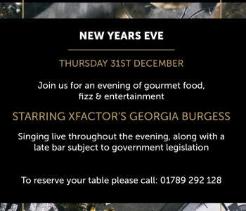 Reserve Now For New Years Eve!