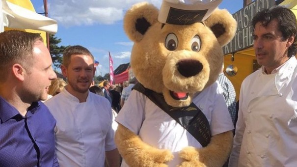 Food Festival Fun, Charity Capers and Celebrity Washing Up!